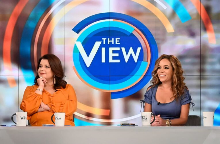 'The View' pulls 2 hosts off the air over positive Covid tests, minutes before interview with VP Harris
