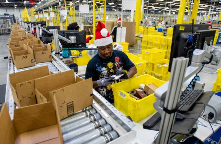 Amazon rolls out early Black Friday deals to jump-start holiday shopping