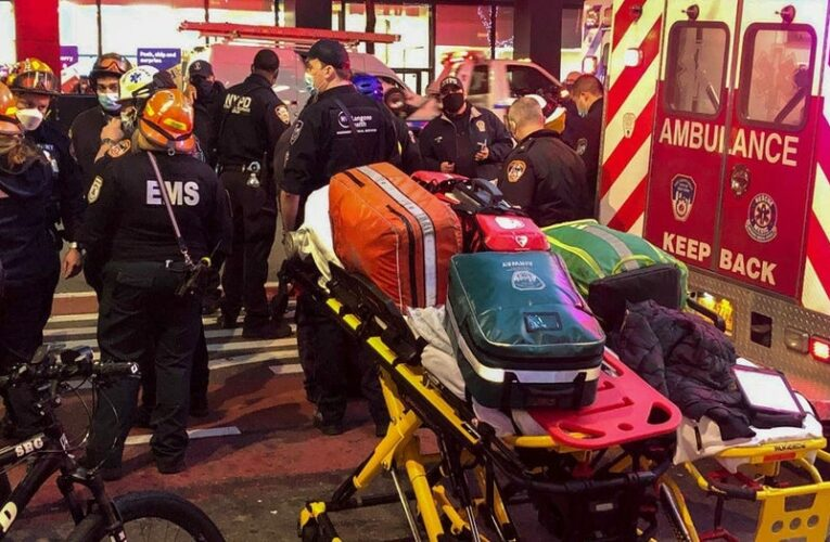 COVID-19 takes EMS worker shortage to 'crisis level': American ambulance association president
