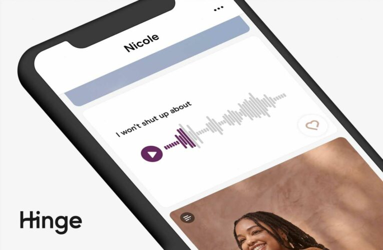 Dating app Hinge is betting big on audio as Match Group pushes for a better dating experience