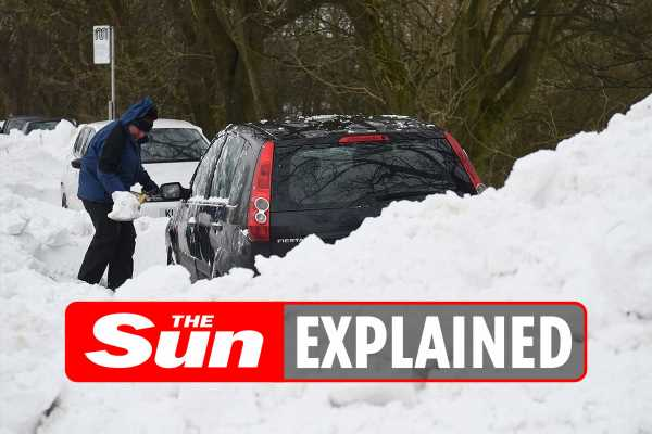 Eight things drivers MUST do before winter hits to make cars safe – and avoid a fine of up to £10,000
