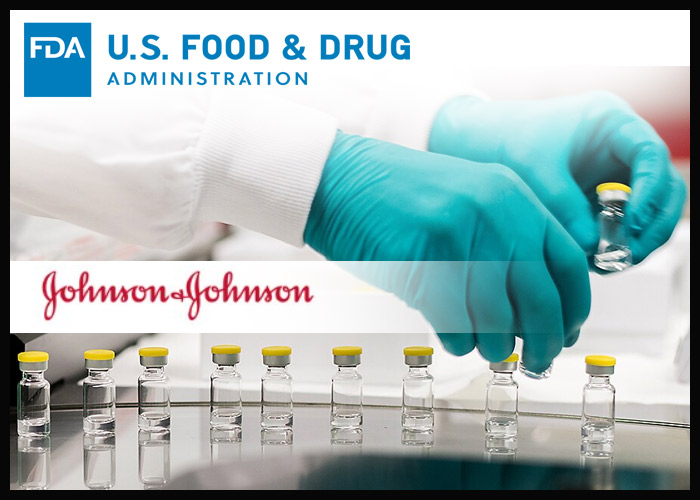 FDA Panel Unanimously Recommends J&J Covid Booster Shot