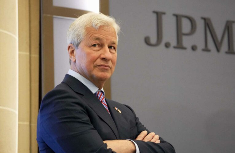 Jamie Dimon says bitcoin is 'a little bit of fool's gold'