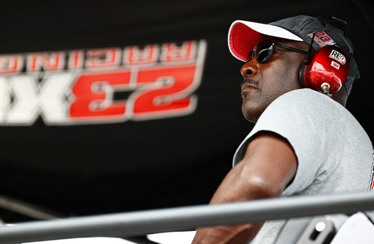 Michael Jordan 'could not be more proud' of Bubba Wallace after first NASCAR win