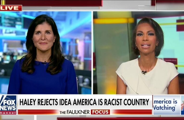 Nikki Haley hits back at CNN anchor: Liberal media 'can't stand it' when Black, brown people praise America