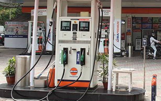Petrol, diesel prices surge to record-high levels