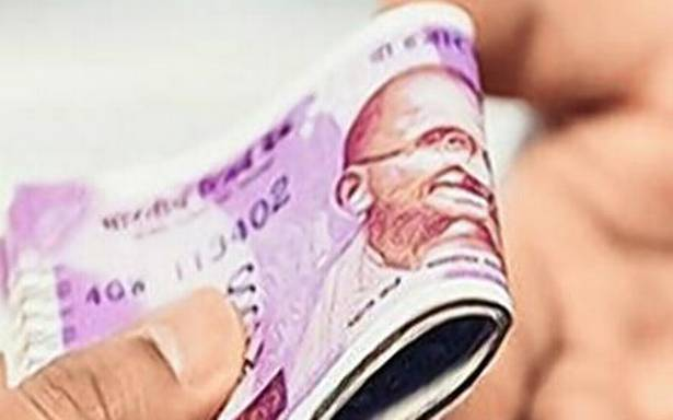 Rupee slips 6 paise to 75.42 against U.S. dollar in early trade