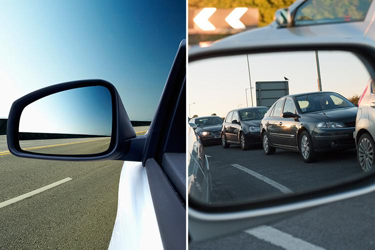 Simple trick ensures your wing mirrors are positioned correctly – and you've probably been doing it all wrong