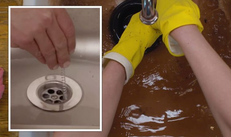 Sink blocked? Expert shares 'easiest' way to unblock kitchen sink without a plunger